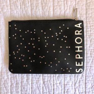 NEW Sephora Star Makeup Bag